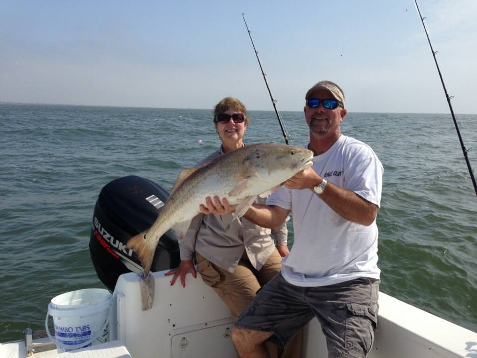 Reel Threel Saltwater Charters: BAY AND JETTY FISHING TRIP