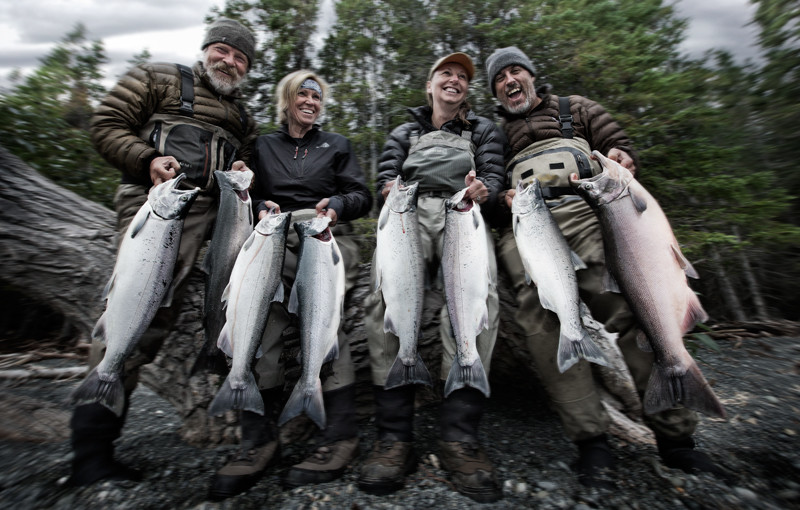 Mark Glassmaker Fishing Alaska: Sockeye Salmon: