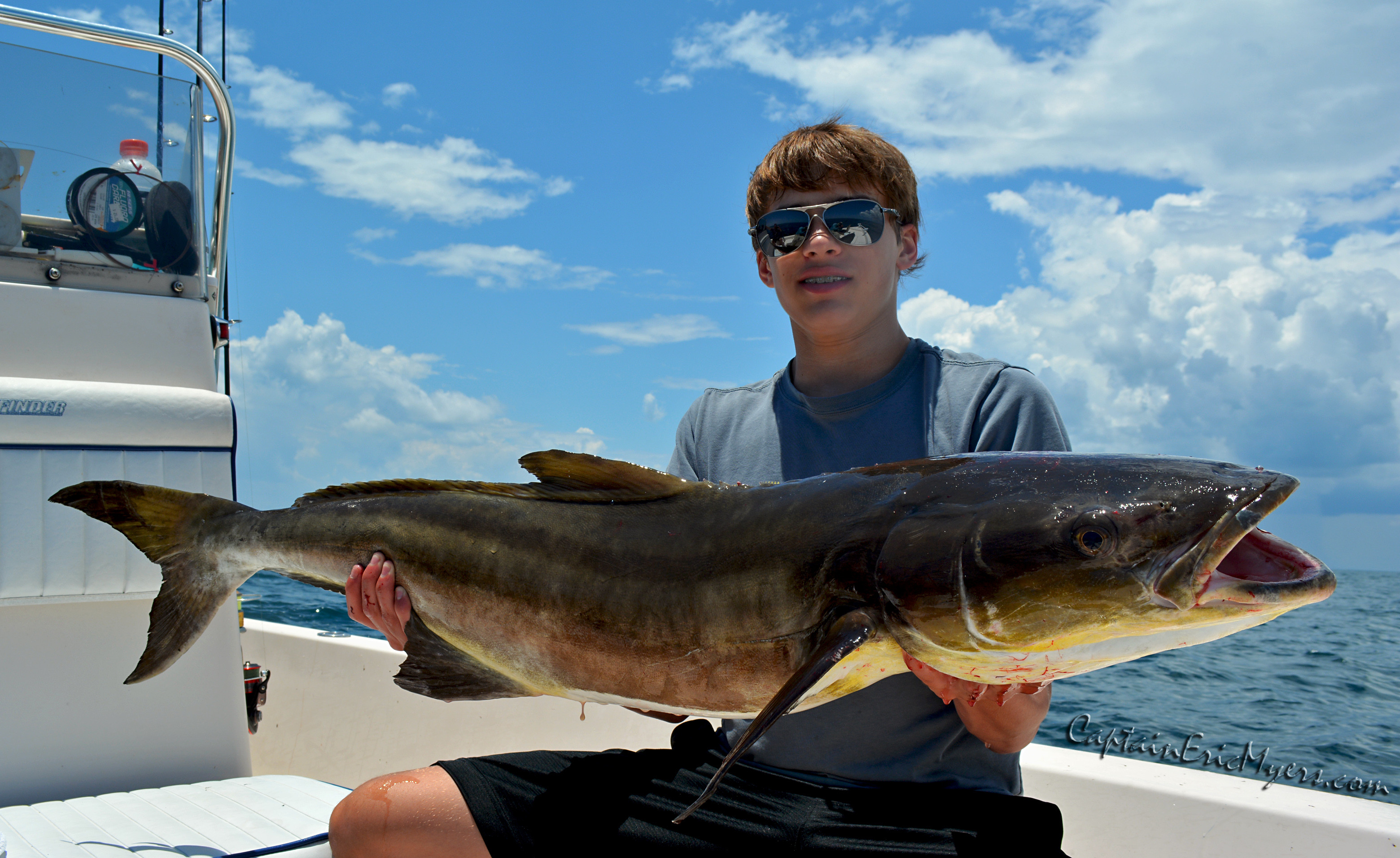 Slightly Obsessed Fishing Charters: NEARSHORE Full Day