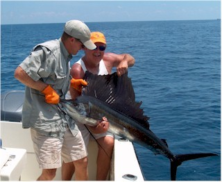 Seize The Day Fishing Charters: 3/4 Day Fishing Trip