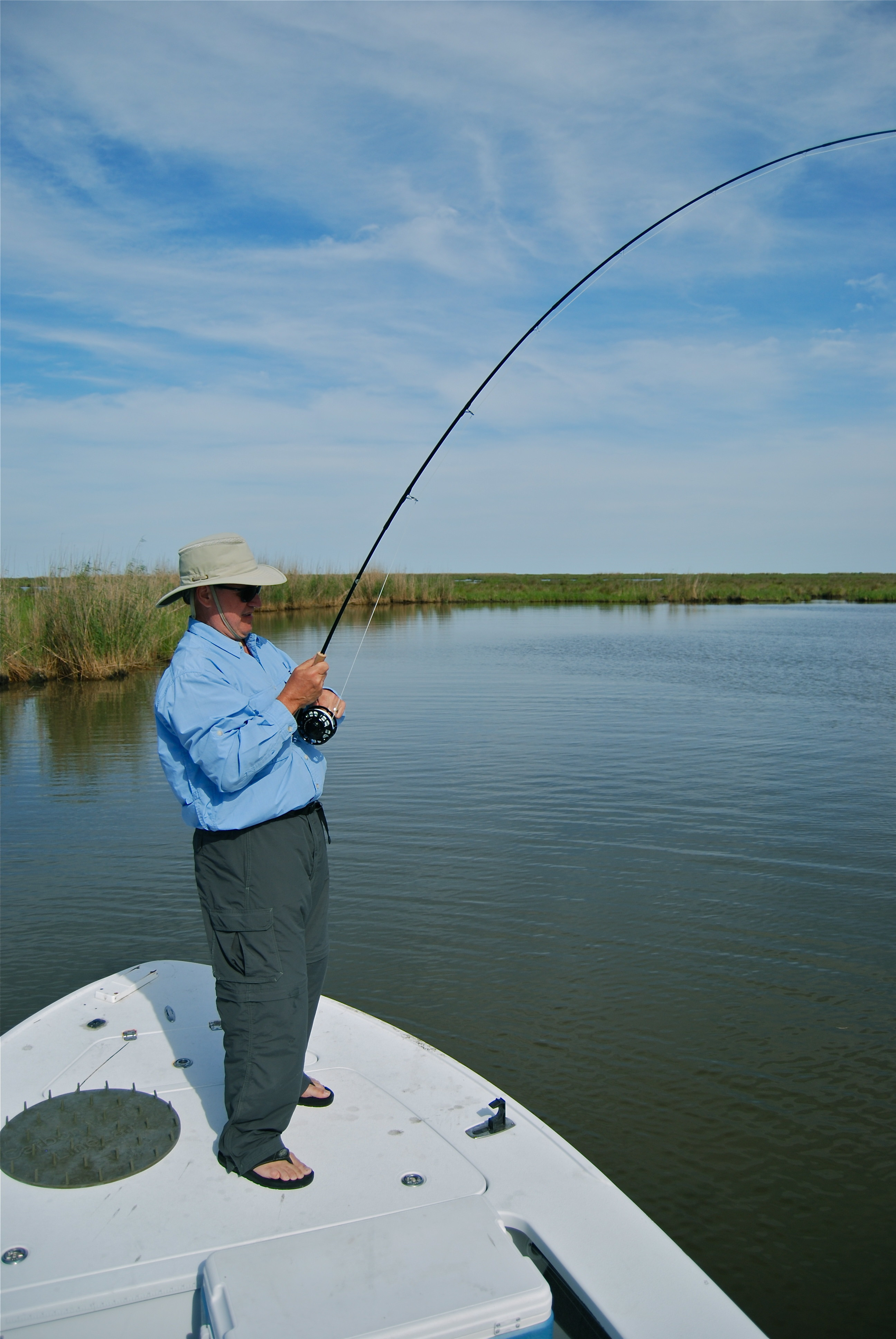 Cajun Fishing Adventures: INCLUSIVE FISHING - 1 PERSON TO A BOAT
