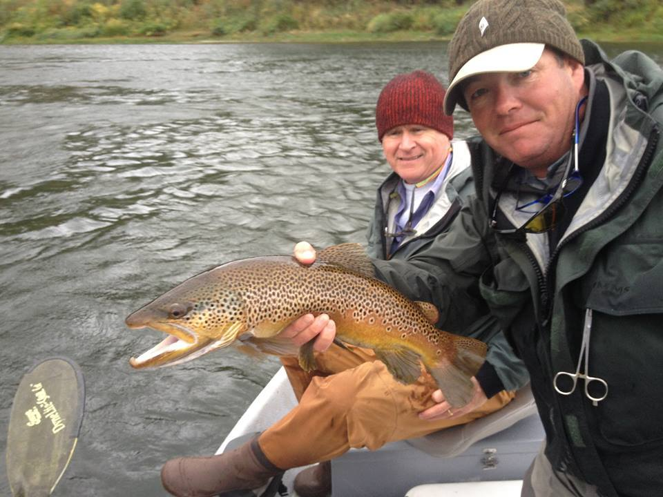 Montana Troutwranglers: Lodging and Fishing Packages