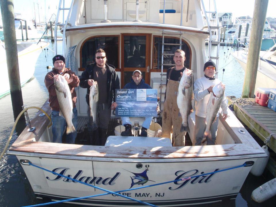 Island Girl Charters: Wreck/Reef Fishing Trip