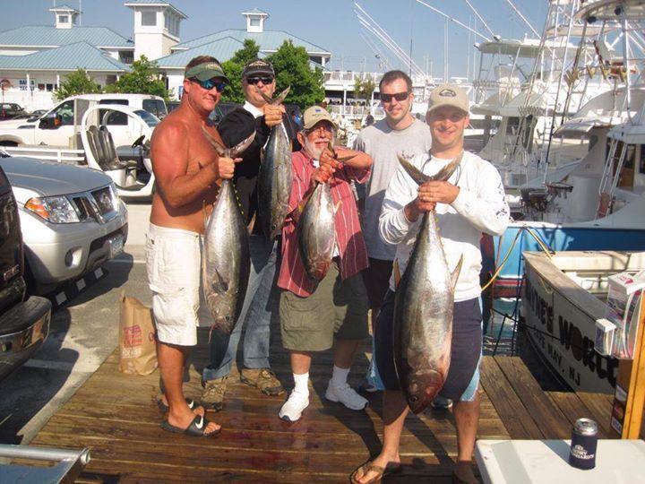 Go Deep Sportfishing Llc T A Muff Diver Charters: Offshore