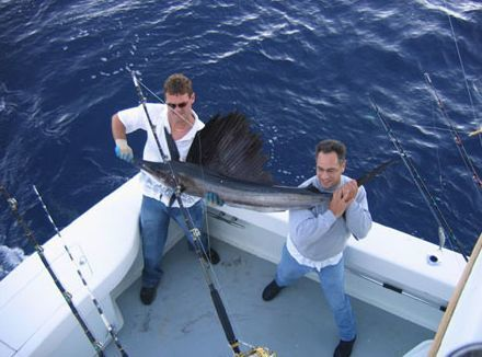 Spray Sport Fishing Charters: Full Day Trip