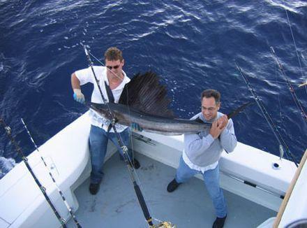 Spray Sport Fishing Charters: Full Day Trip