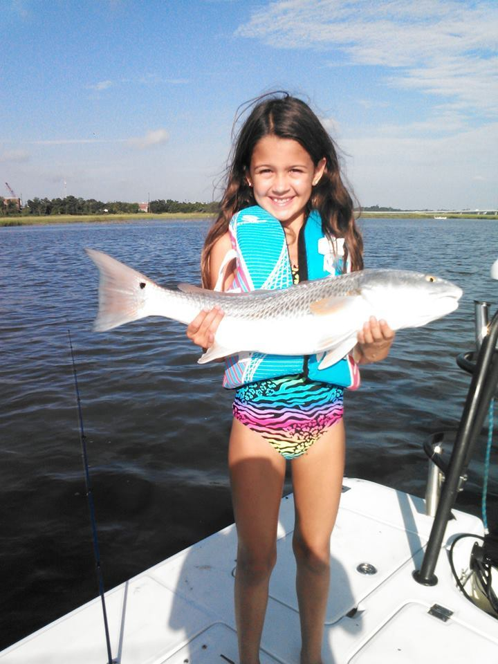 Fin Stalker Charters: Charter Package #2:  Inshore & Nearshore Reef  29ft CC