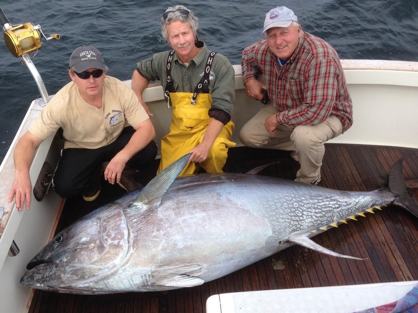 Tuna Hunter Fishing Charters: Cod & Tuna Combo - $1400