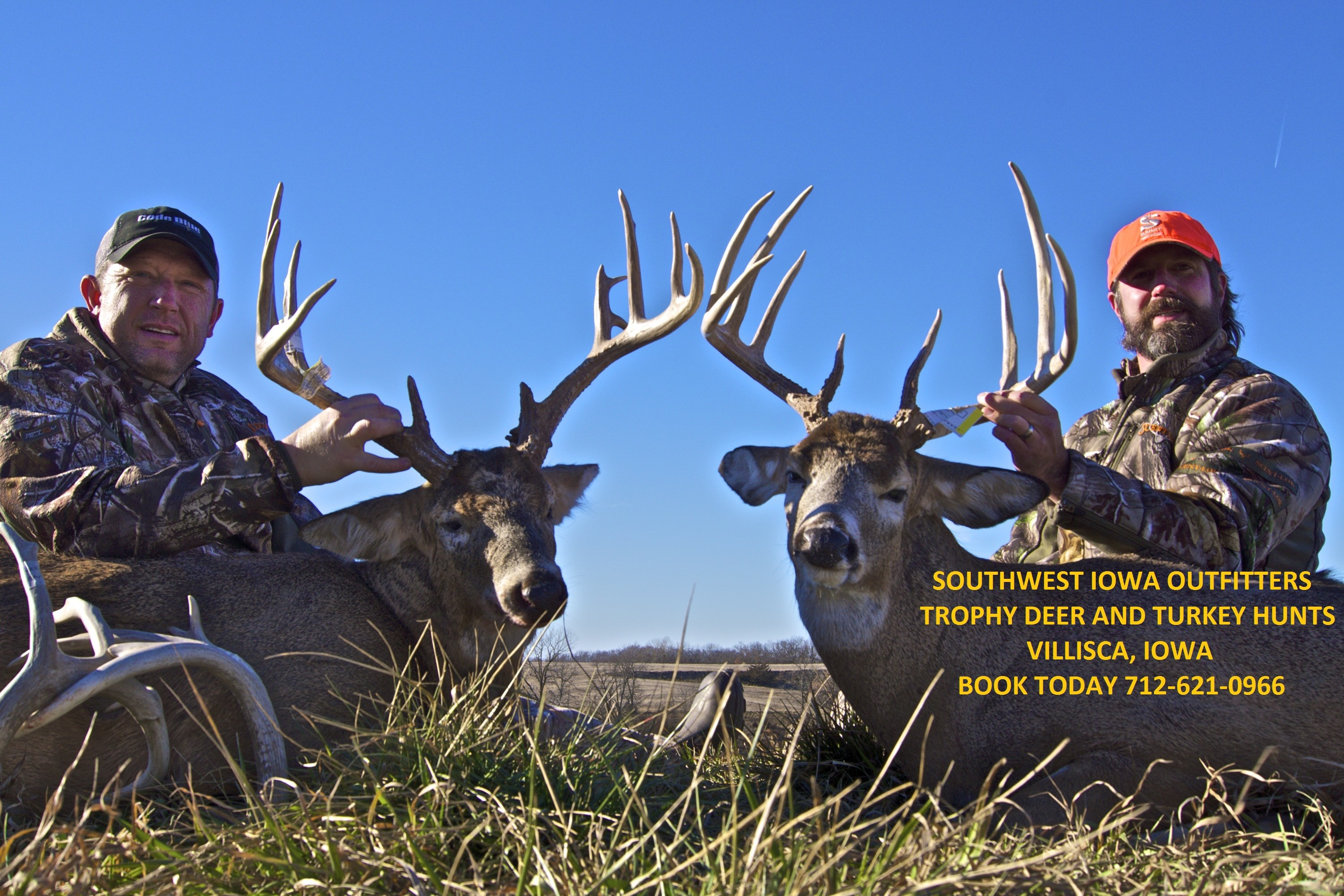 Southwest Iowa Outfitters Llc: Whitetail Late Muzzleloader Hutns