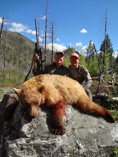 Pistol Creek Outfitters: Spring Bear Hunt