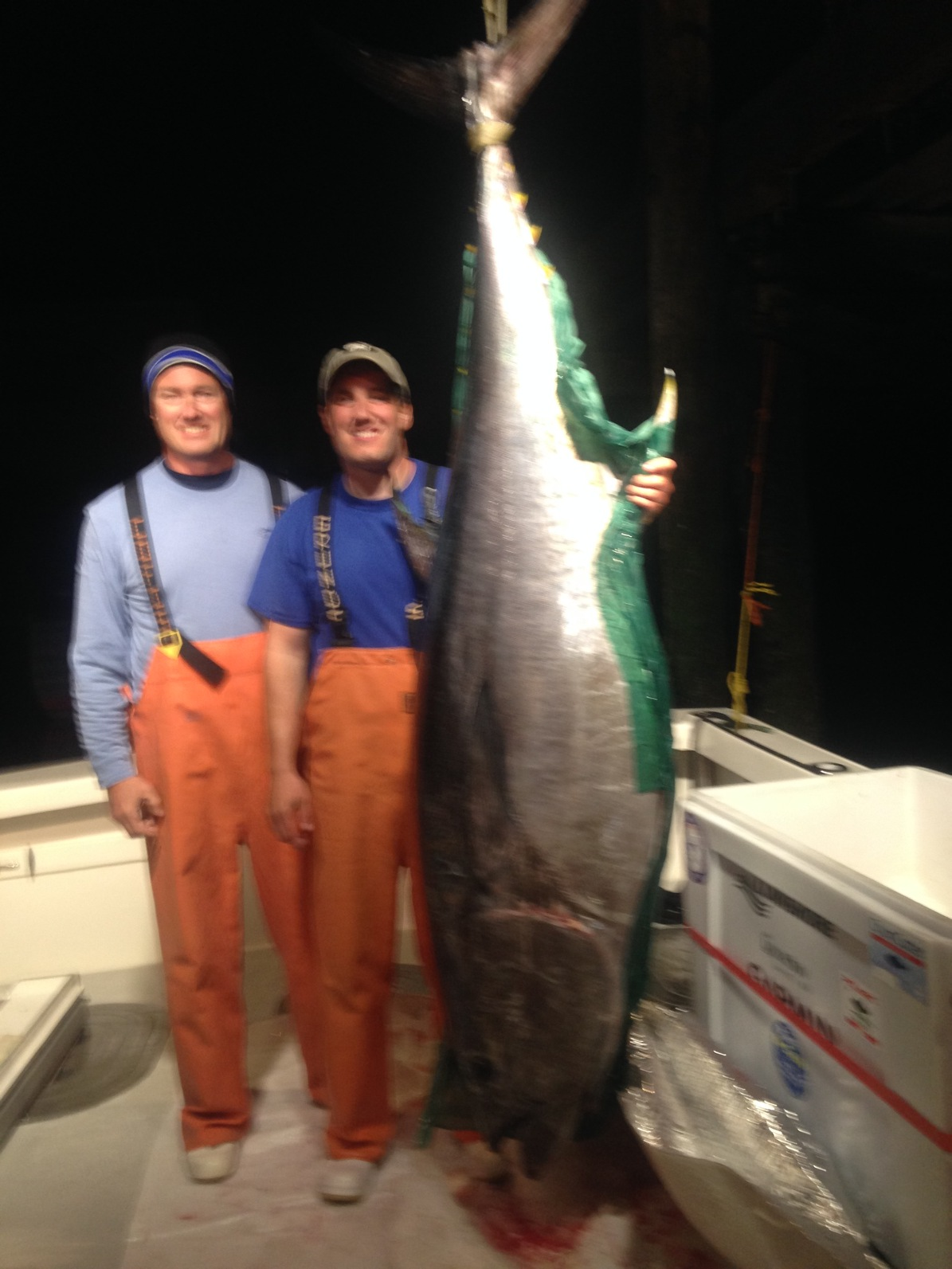 Sweet Dream Sportfishing: Tuna Charter