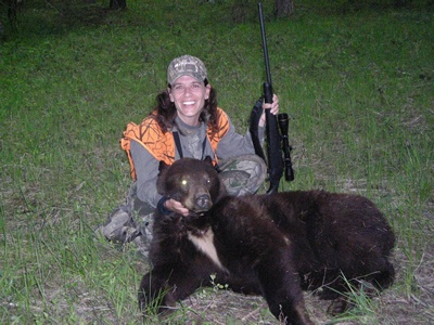 Swan Mountain Outfitters: Black Bear Hunts