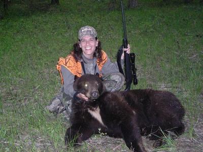 Swan Mountain Outfitters: Black Bear Hunts