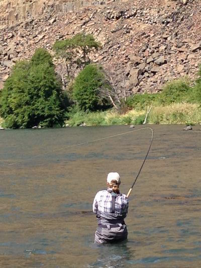 Deschutes River Anglers: Full Day Trip: Owyhee River