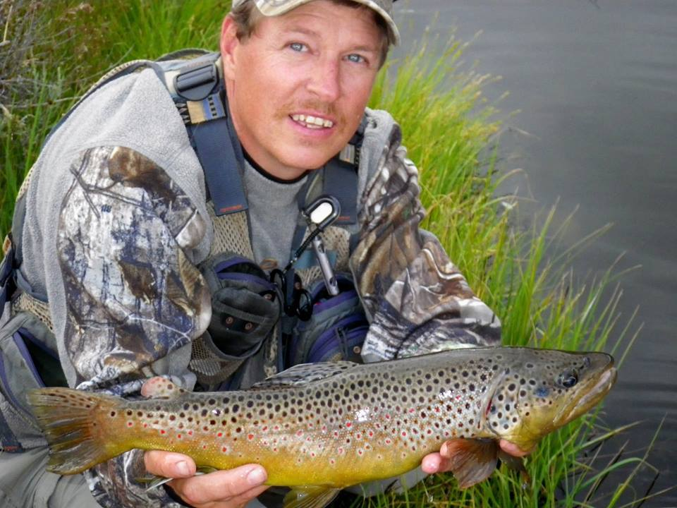 Aei Guide And Outfitter: High Mountain Lake