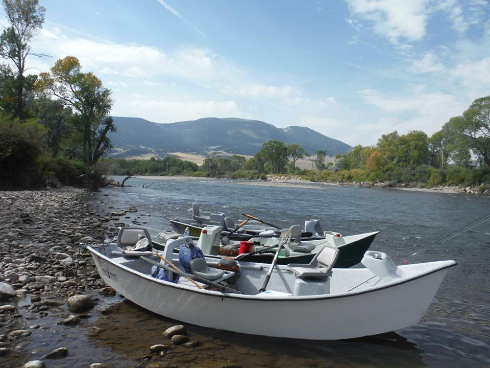 Cache Creek Outfitters: Float Trips
