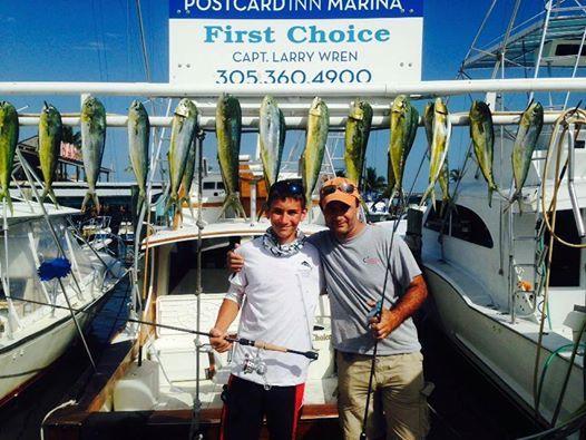 First Choice Florida Keys Charters: 3/4 Day Fishing Trip