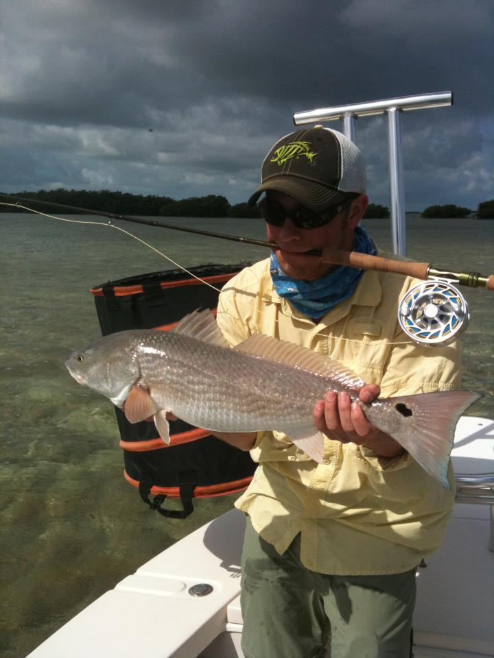Shallow Water Charters: Night Tarpon Trip