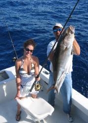 Double Down Sportfishing: Example Reef/Wreck