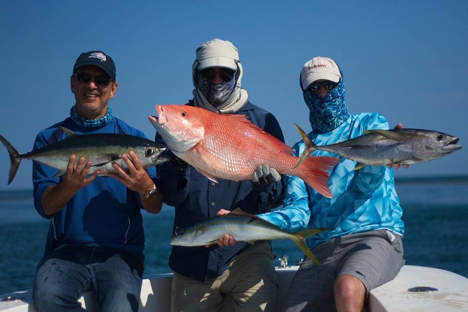 Captain Chris Morrison Fishing Charters: Full Day Trip