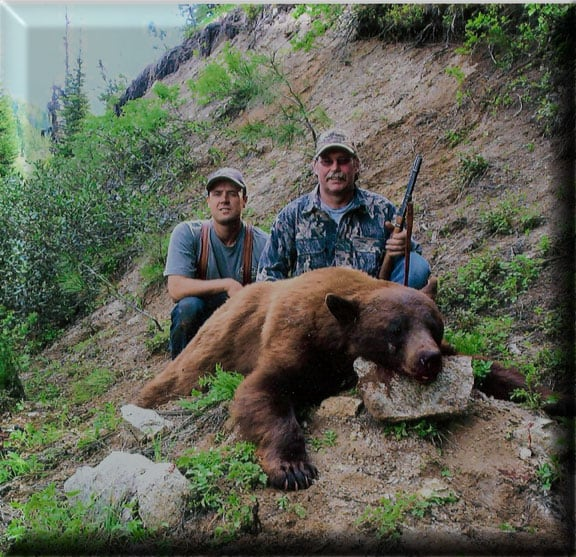 Korell Outfitters: Bear Hunts