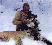 Record Book Guides And Outfitter: Mountain Lion Hunt
