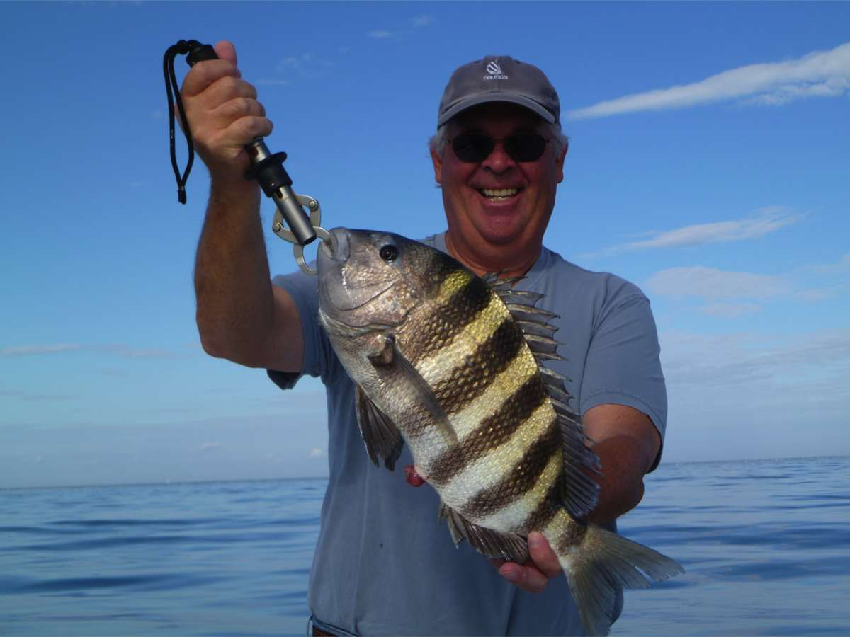 First Step Fishing Excursions: Near Shore & Reef Full Day