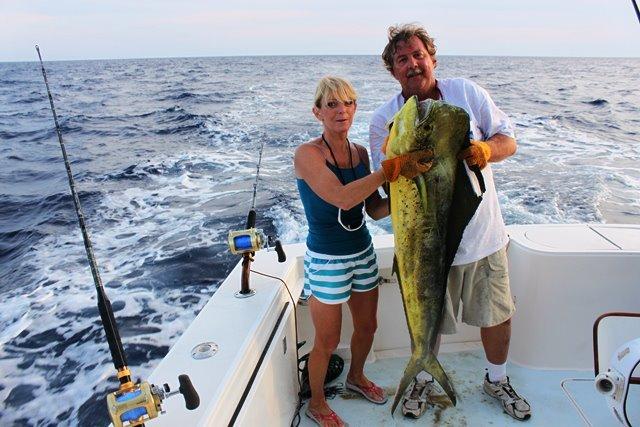 Charleston Sport Fishing Charters: Full Day Charleston Charter