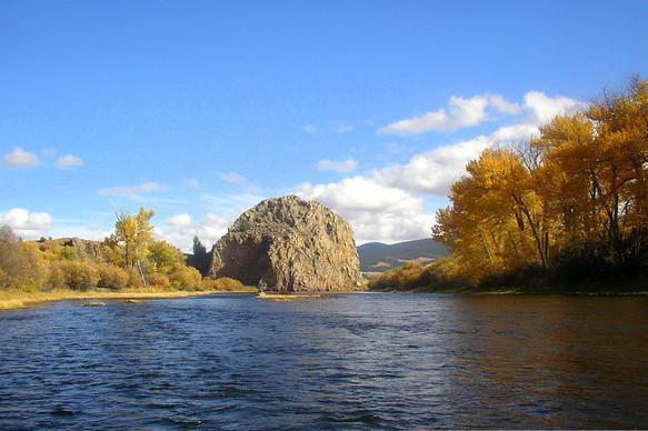 Wapiti Waters Fly Fishing Montana With Jack C. Mauer: Big Hole River in western Montana