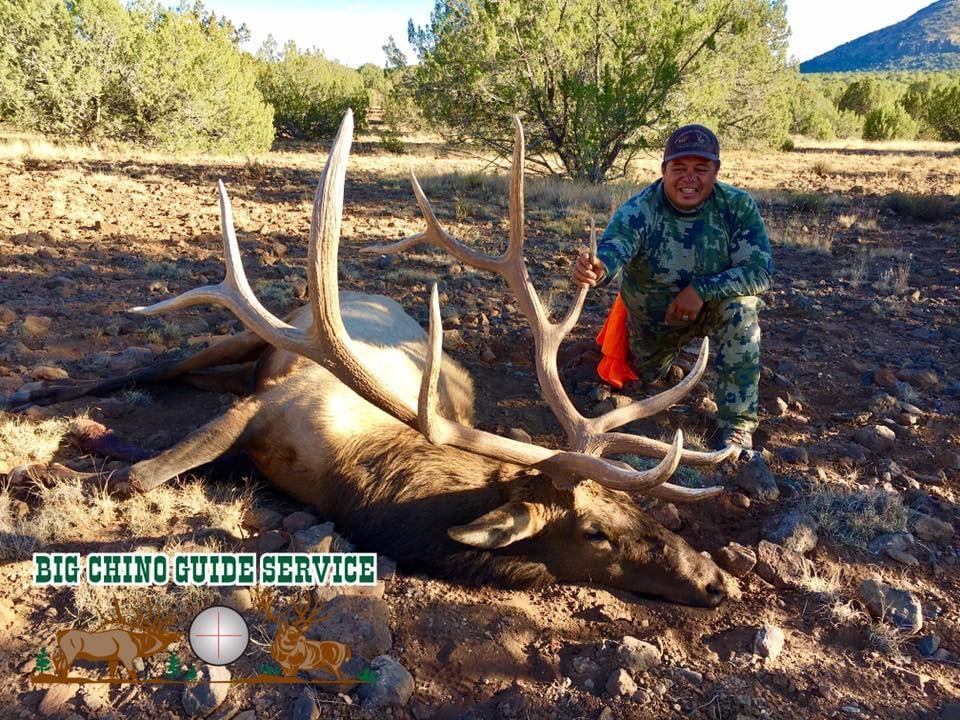 Big Chino Guide Service: Elk Hunt