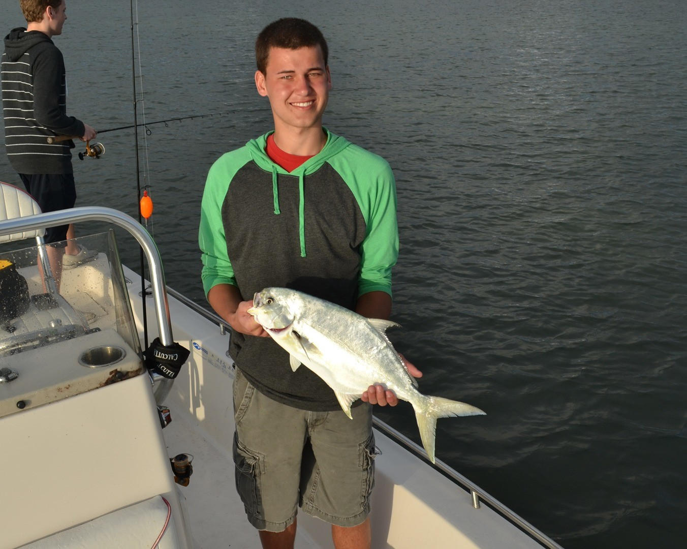 St. Lucie Flats Fishing: Magic Hour