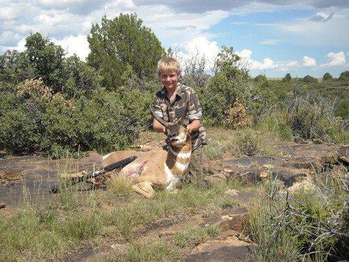 Sierra Blanca Outfitters: Antelope hunt