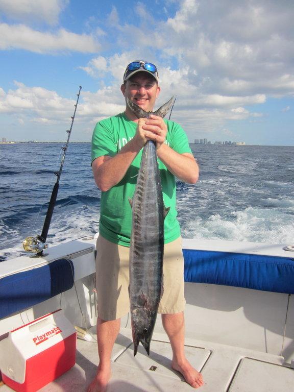 Tuna Wahoo Fishing Charters: 3/4 Day Fishing Trip