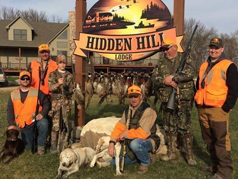 Hidden Hill Lodge: Premium Hunting Packages