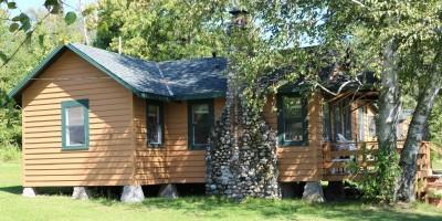 Everett Bay Lodge On Lake Vermilion: Rental Cabin 7