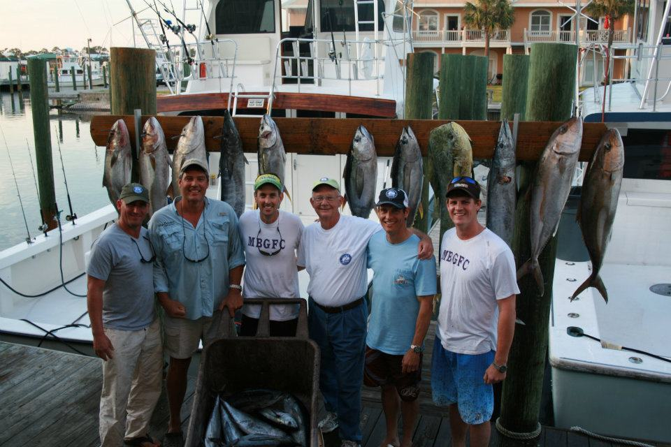 Lady D Charters: Example Bottom Fishing Trip