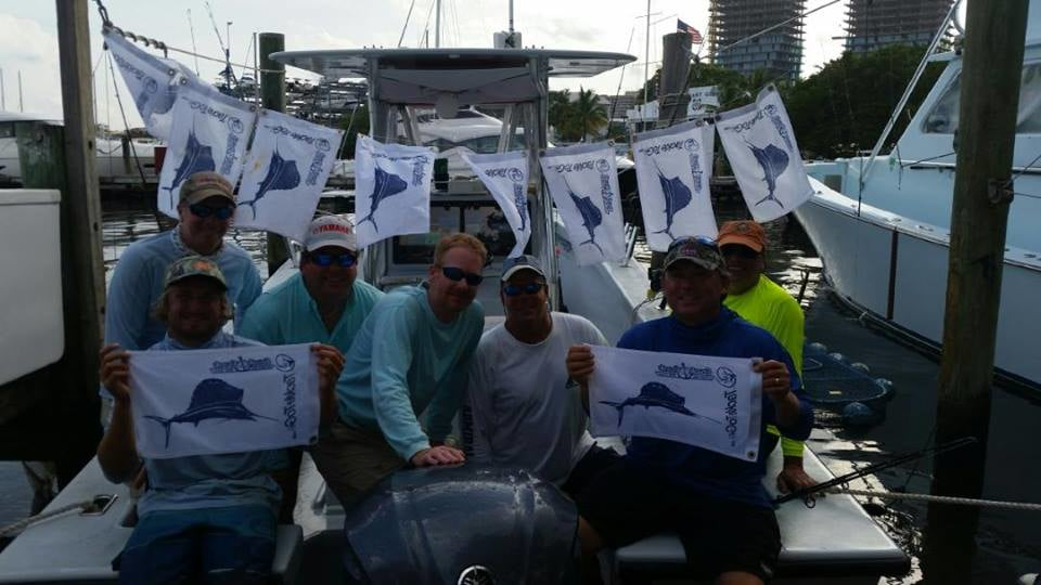 Miss Britt Charters: Fly Zone Approved Full Day Reef