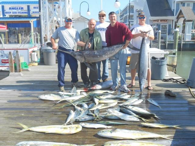 Restless Lady Charters: Overnight Fishing Trip