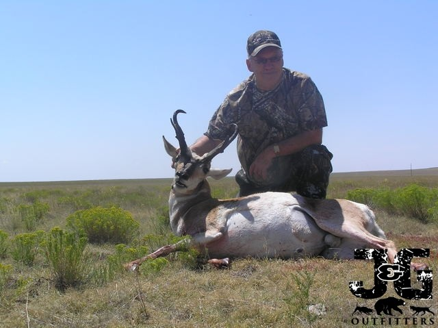 J & G Guides & Outfitters: New Mexico Proghorn Antelope Hunts