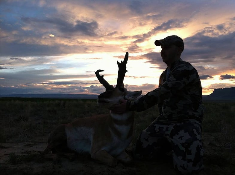 GT Outfitters: Pronghorn Hunts