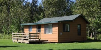 Everett Bay Lodge On Lake Vermilion: Rental Cabin 3