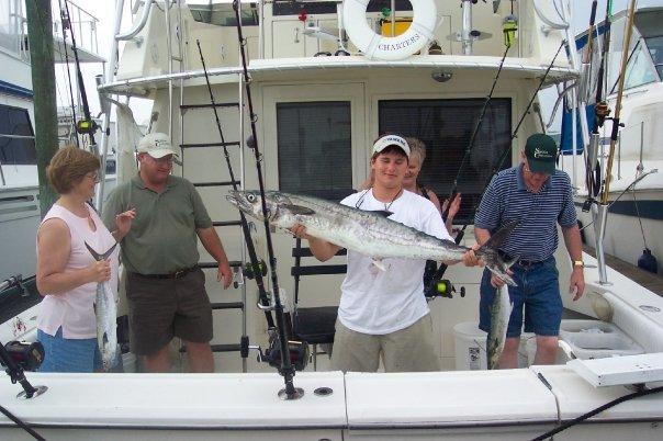 Integrity Charter Fishing: Swordfish Day Trips