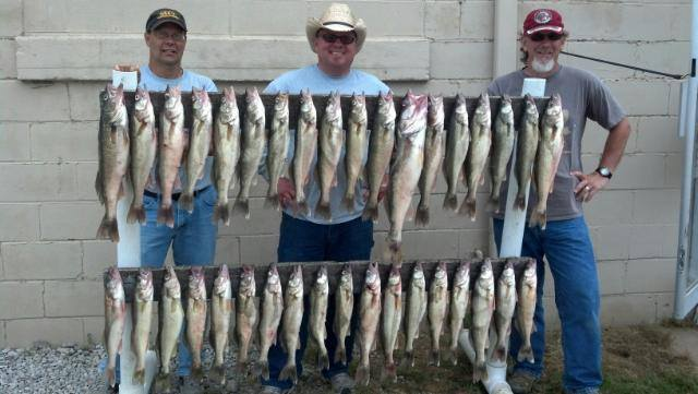 Reef Robber Charters: Perch Fishing Package