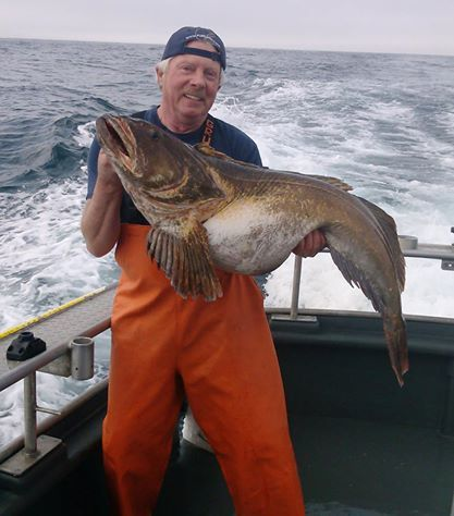 Jambo's Sportfishing: U.S. Halibut  with Deep Water Ling Cod