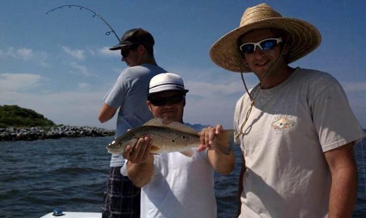 Fishy Bizness: 1/2 Day Charters