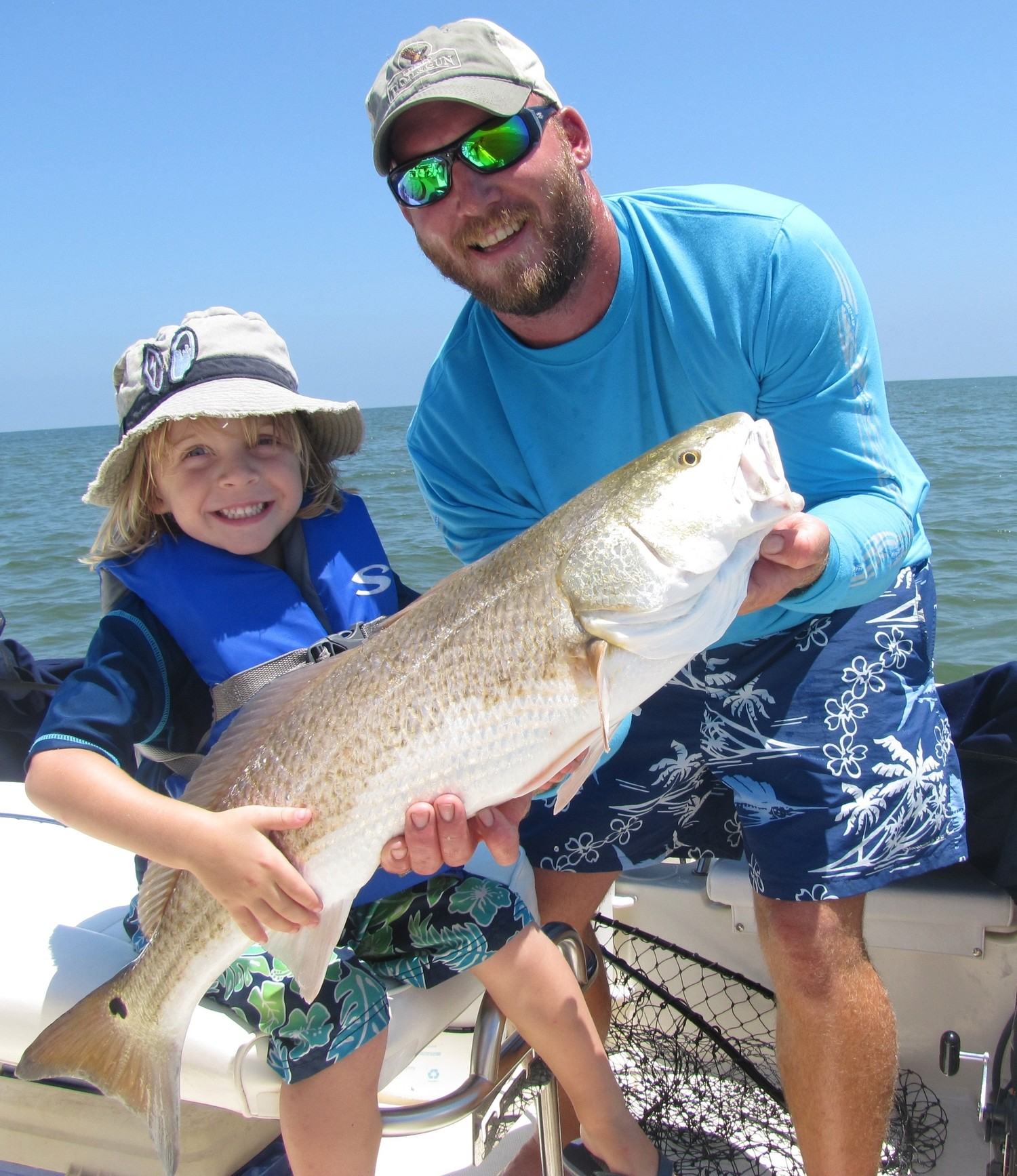 Hatteras Fishing Adventure: Inshore Half Day