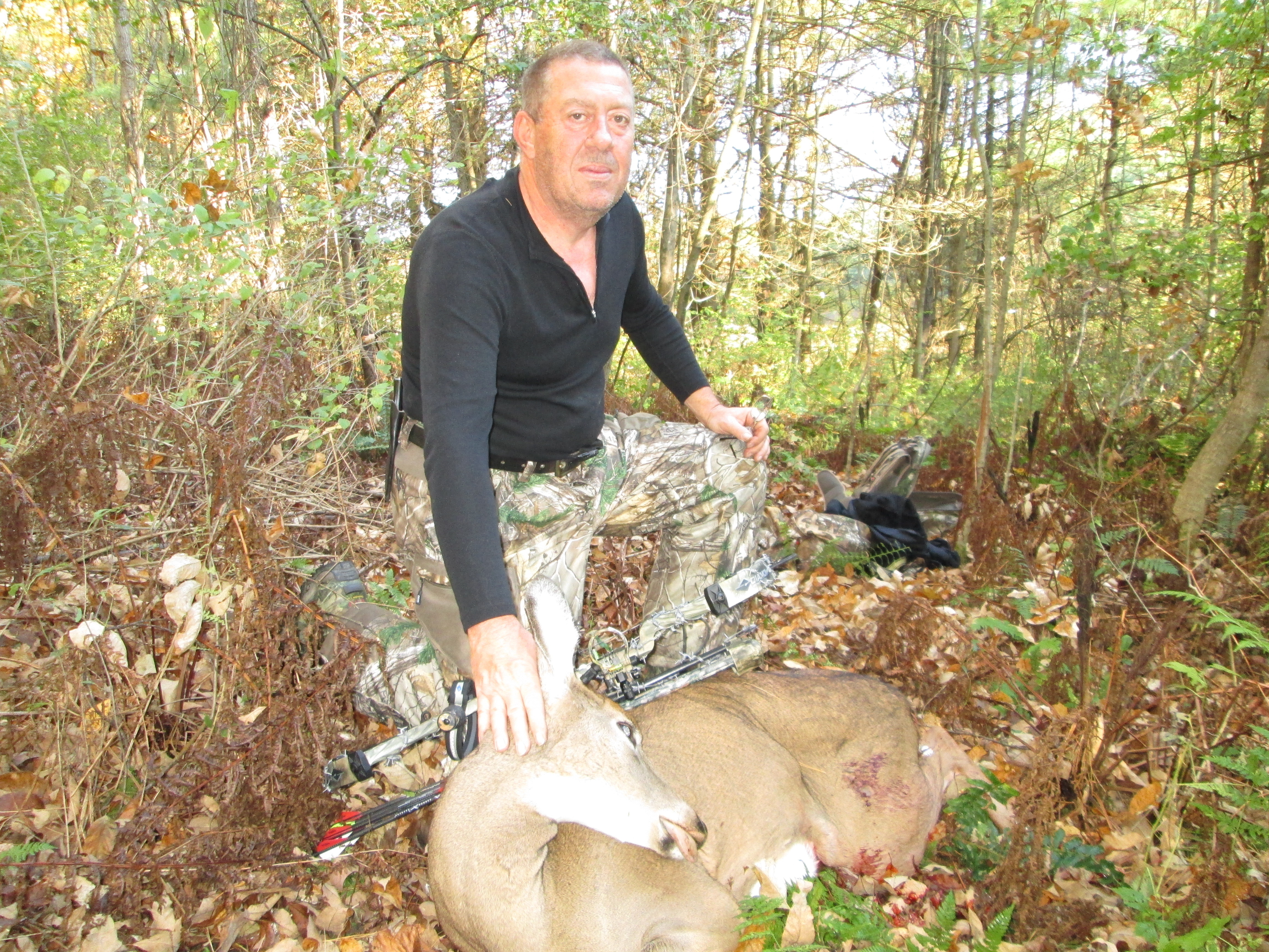 Whitetail Strategies Guide Service: Guided Deer Hunting
