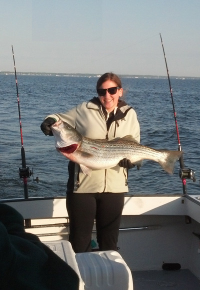 Bucktail Charters: Half Day Trip