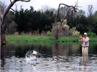 Sandy Oaks Ranch: Fishing Packages