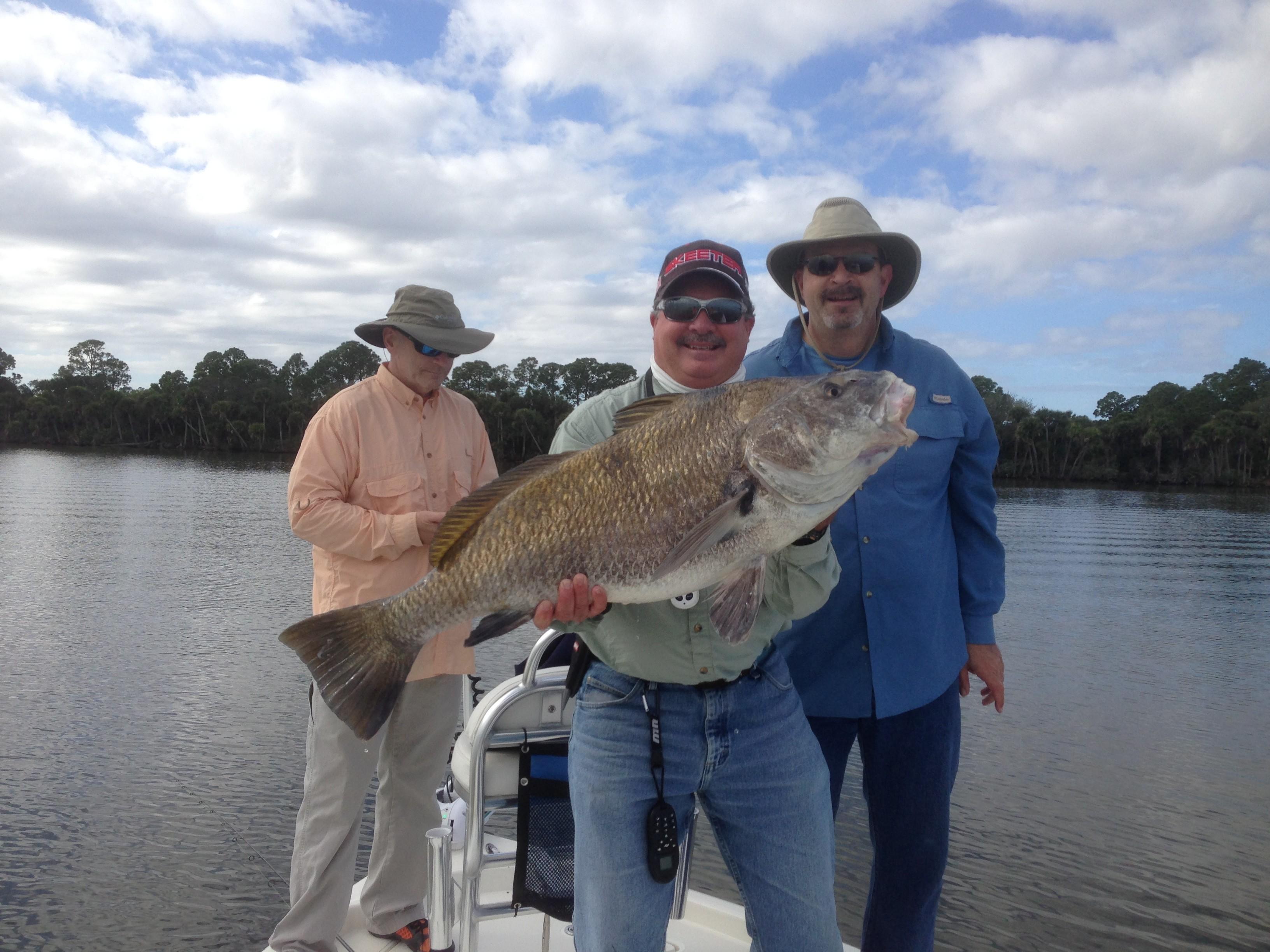 Fineline Fishing Charters: Tarpon, Cobia, and Near Shore Trips